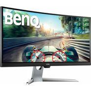 benq »ex3501r« curved led-monitor (88,9 cm - 35 inch, 3440 x 1440 pixel, uwqhd, 4 ms reactietijd) grijs