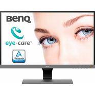 benq »ew277hdr« led-monitor (68,58 cm - 27 inch, 1920x1080 pixels, full hd, 4 ms reactietijd) grijs