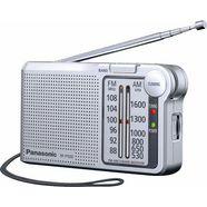 panasonic »rf-p150deg« radio zilver