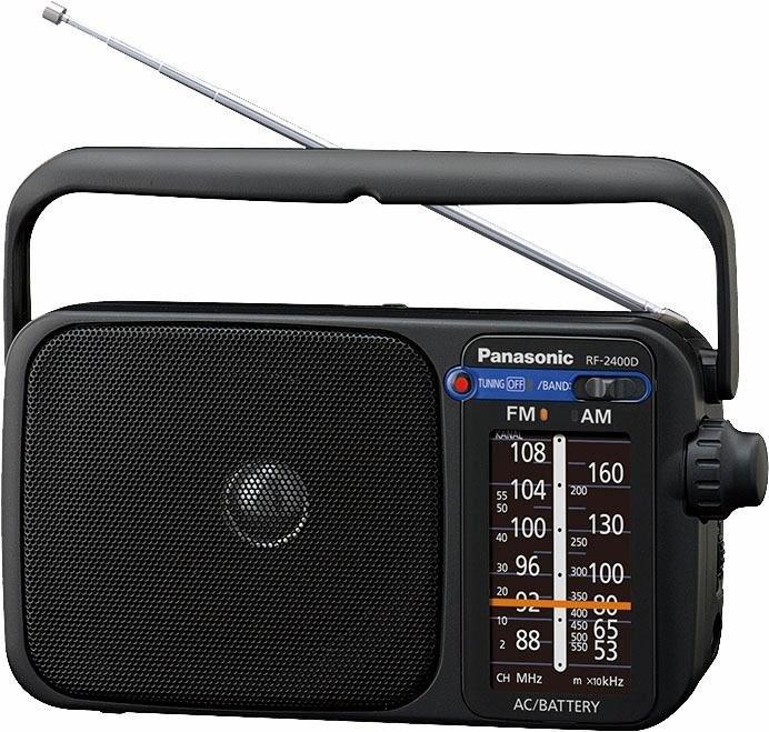 Op zoek naar een Panasonic »RF-2400DEG« radio (FM-tuner)? Koop online bij OTTO