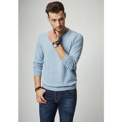 NU 15% KORTING: PIERRE CARDIN V-Neck Pullover - Modern Fit Lindis