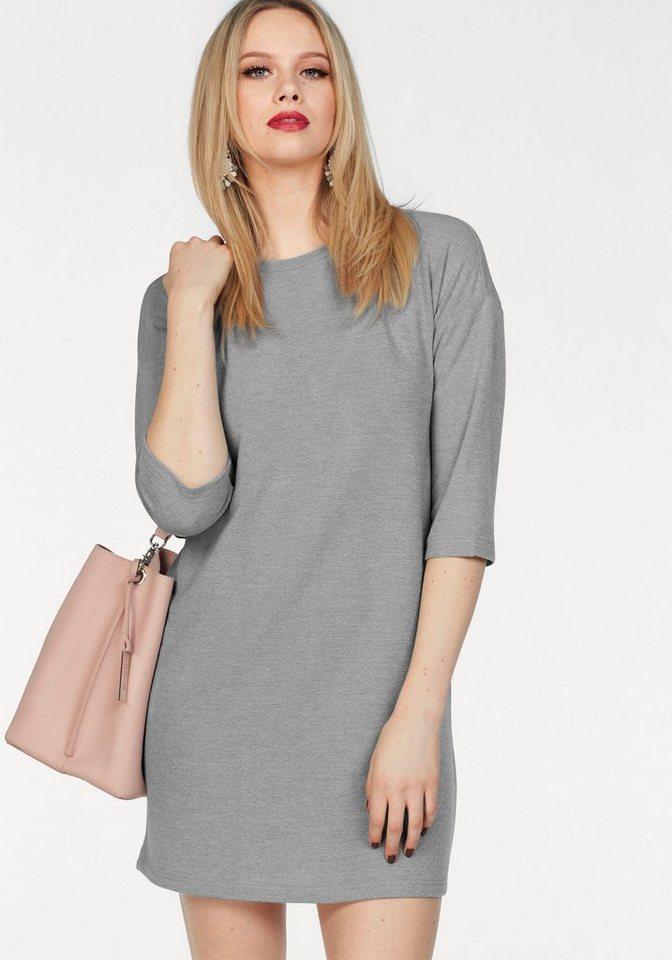 NU 21% KORTING: Vero Moda tricotjurk GABI grijs