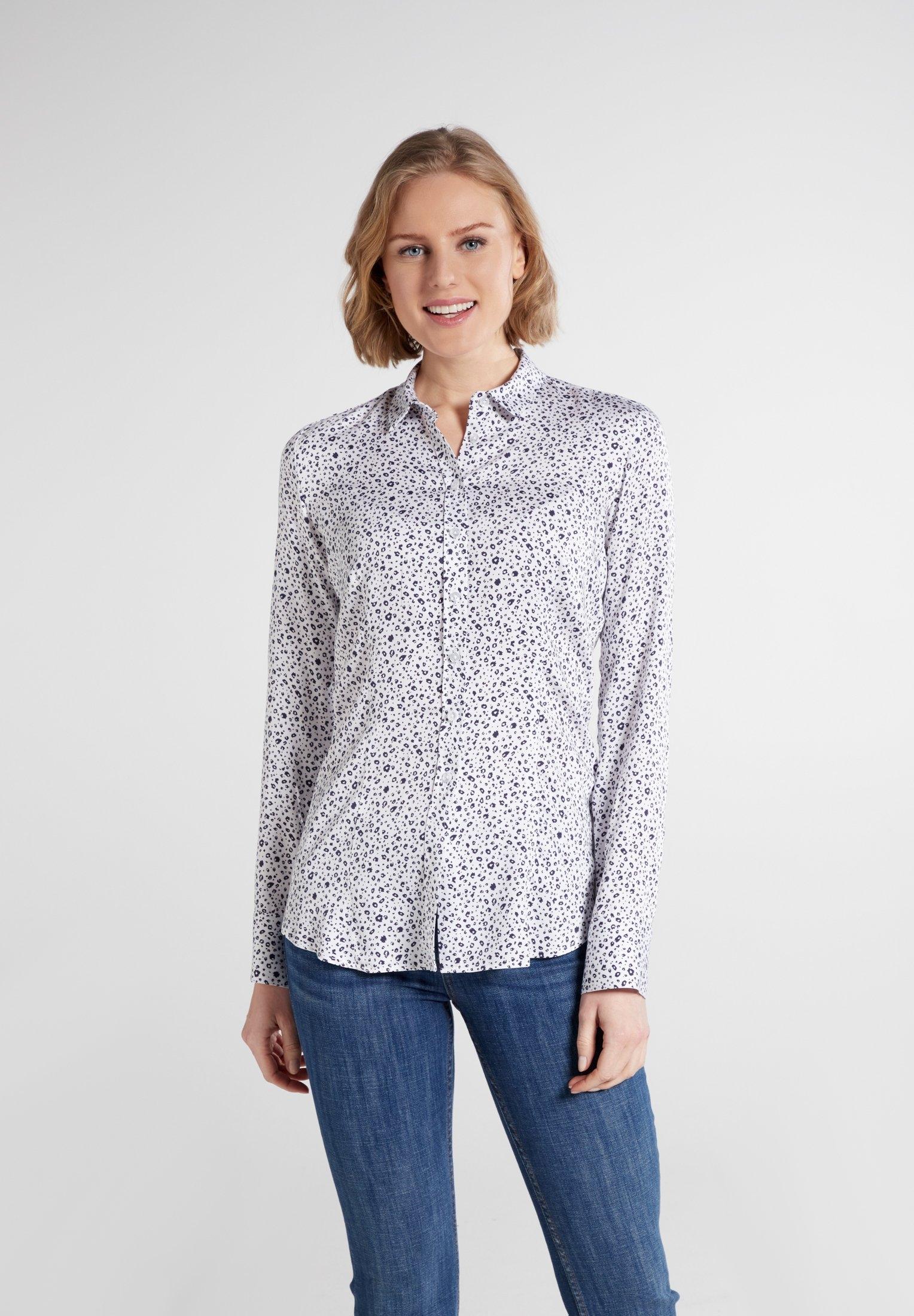 Eterna blouse met lange mouwen MODERN CLASSIC nu online bestellen