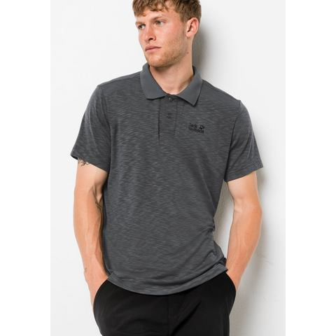 JACK WOLFSKIN shirt »TRAVEL POLO MEN«