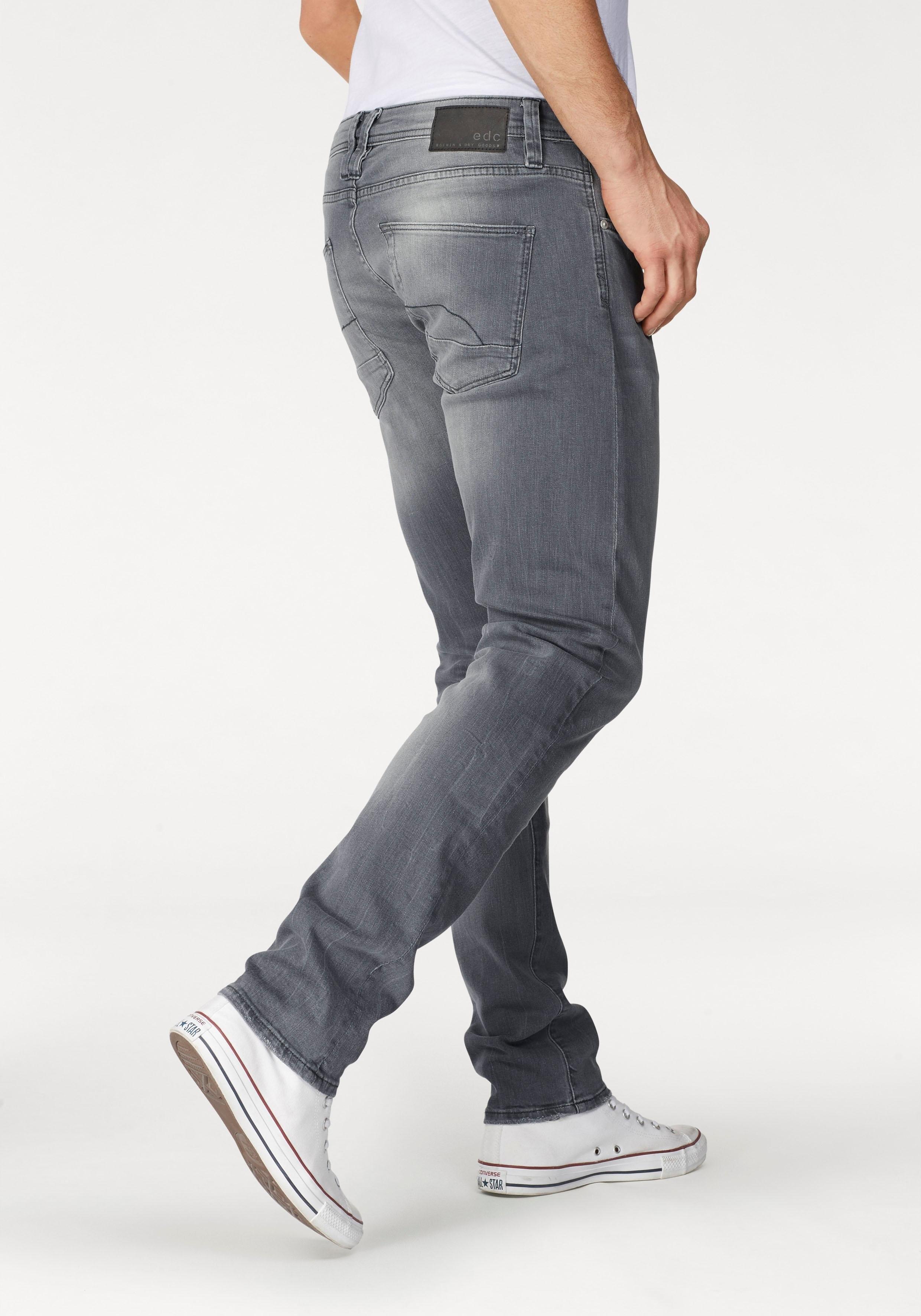 edc by esprit edc slim fit jeans - gratis ruilen op otto.nl