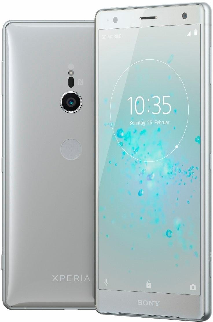 SONY Xperia XZ2 smartphone (14,5 cm / 5,7 inch, 64 GB, 19 MP camera) in de webshop van OTTO kopen