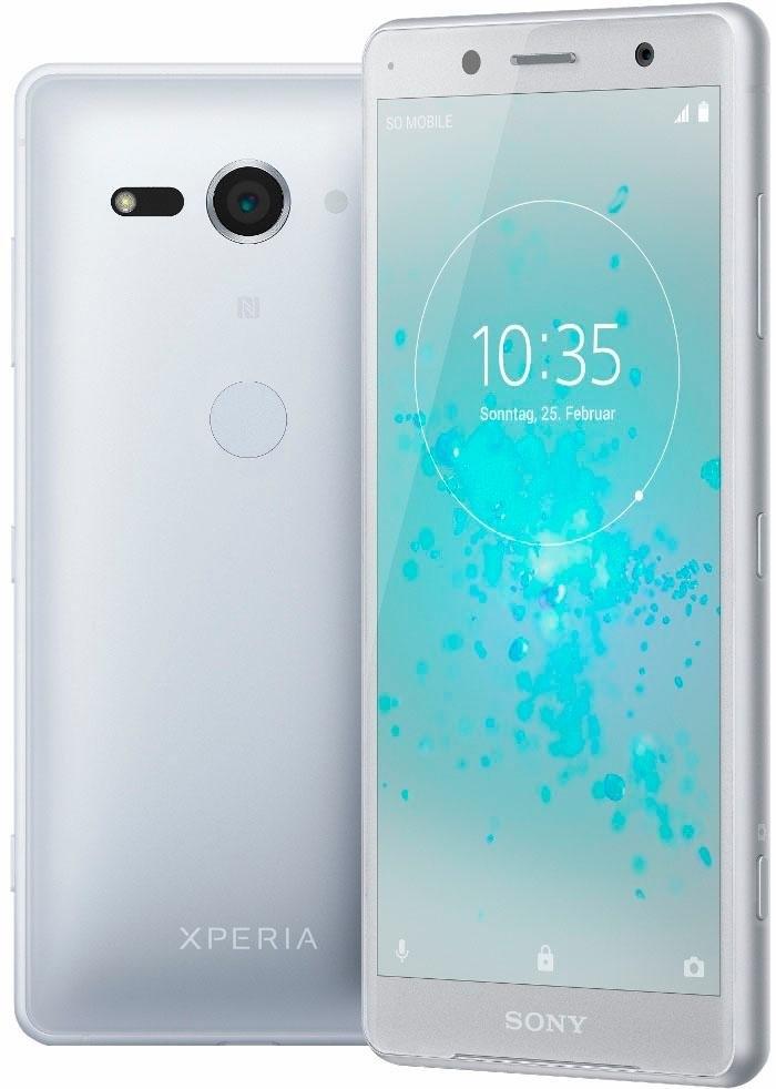 SONY Xperia XZ2 compact smartphone (12,7 cm / 5 inch, 64 GB, 19 MP camera) in de webshop van OTTO kopen