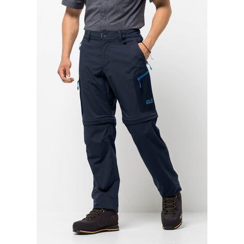 Jack Wolfskin NU 15% KORTING: Jack Wolfskin zip-off-broek ACTIVATE LIGHT ZIP OFF MEN