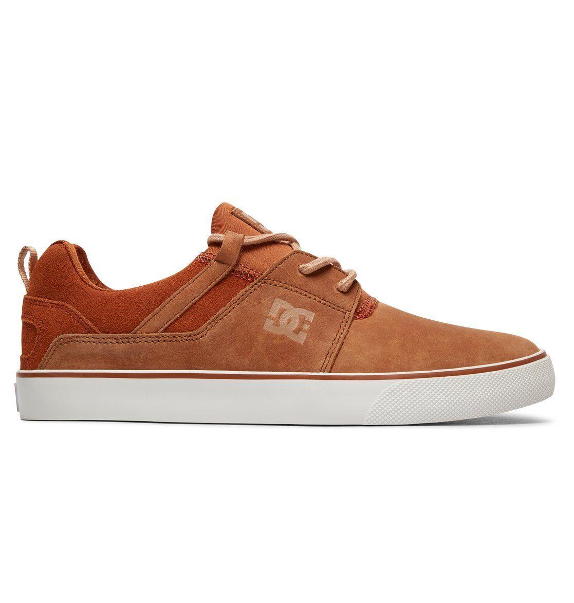 Chaussures Marron Chaussures Dc Dans Heathrow 48,5 Pour Les Hommes