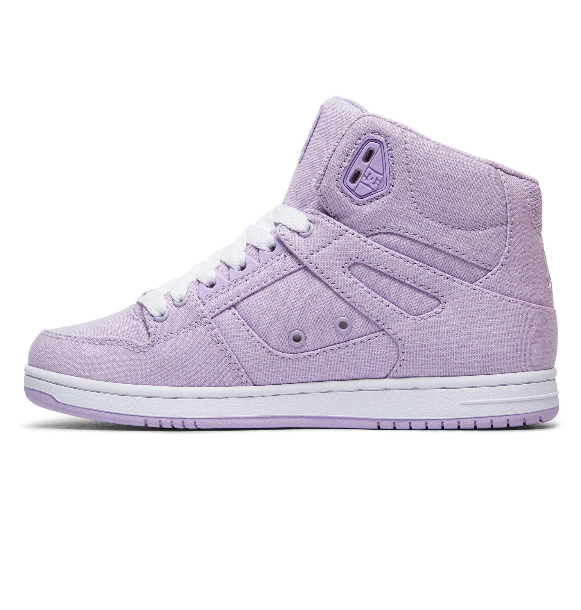 Chaussures Violettes Dc Chaussures Pures Dans La Taille 37 Pour Les Femmes FE1F1