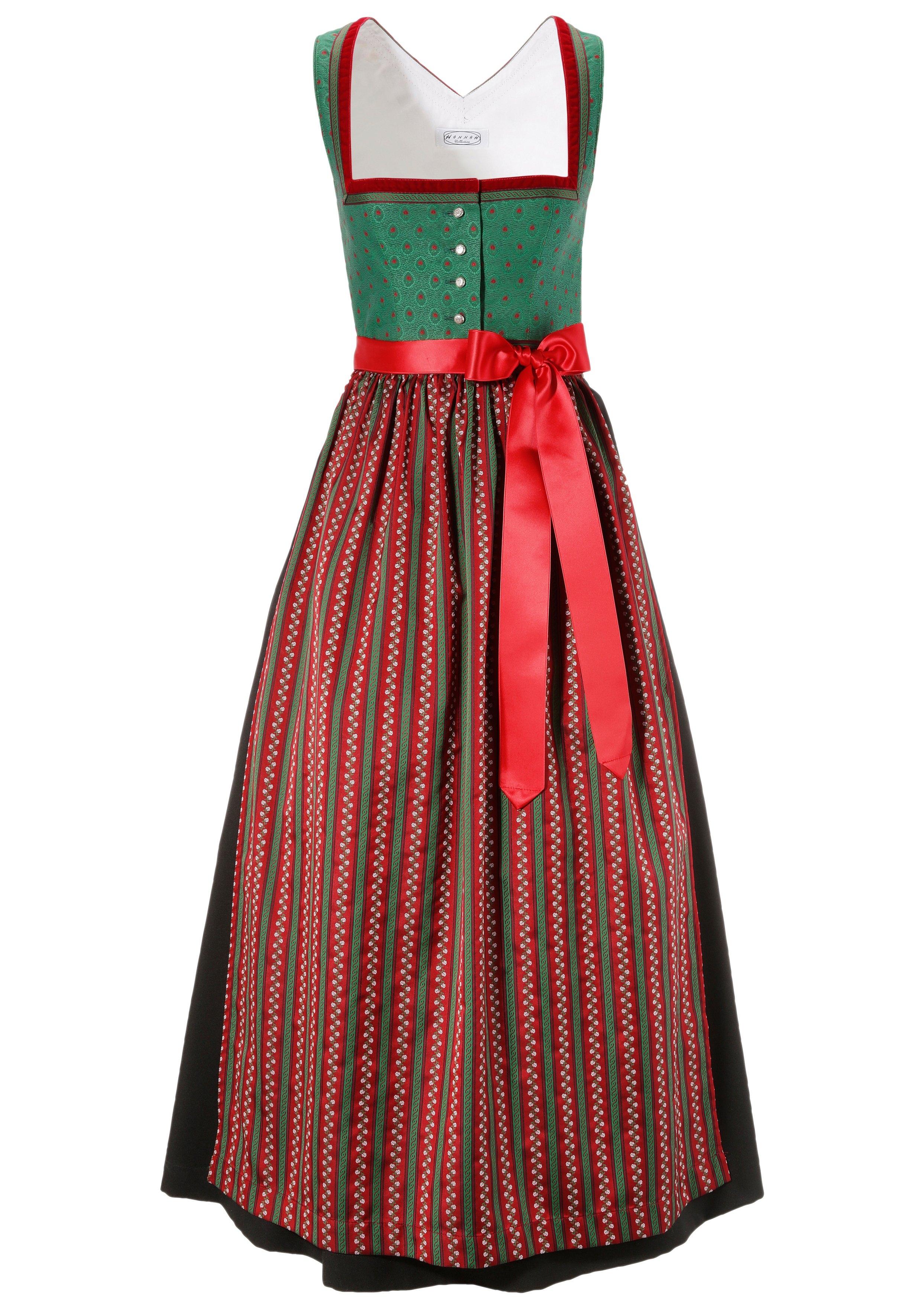 Op zoek naar een Hannah dirndljurk in traditionele kleurencombinatie, lang? Koop online bij OTTO