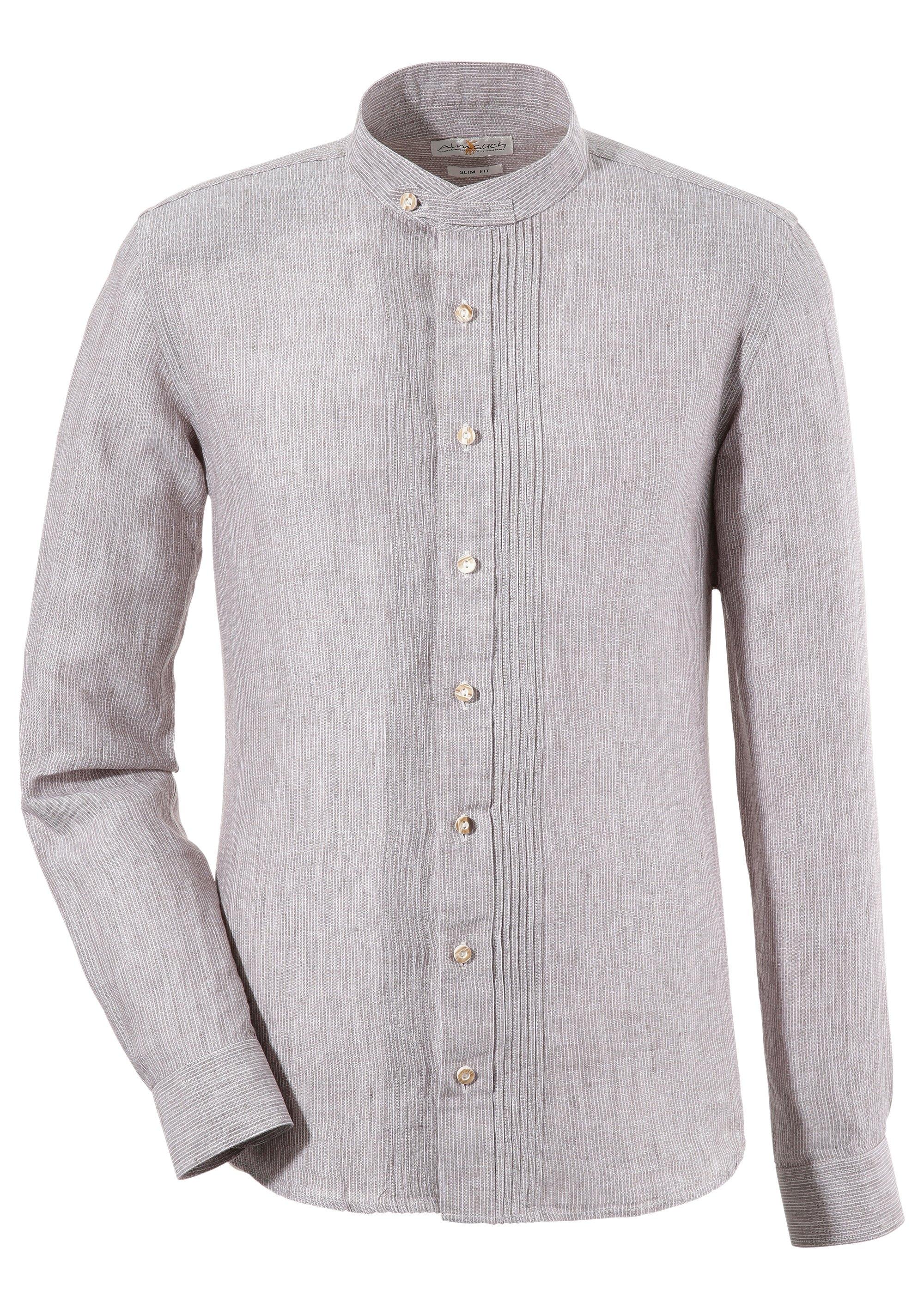 Almsach folklore-overhemd, smal model nu online kopen bij OTTO