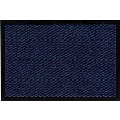 mat, »easy«, andiamo, rechthoekig, hoogte 5 mm, machinaal getuft blauw