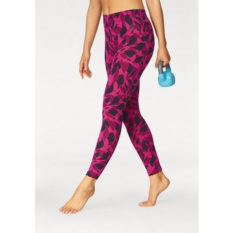 NU 15% KORTING: adidas Performance legging ESSENTIALS ALL OVER PRINT TIGHT