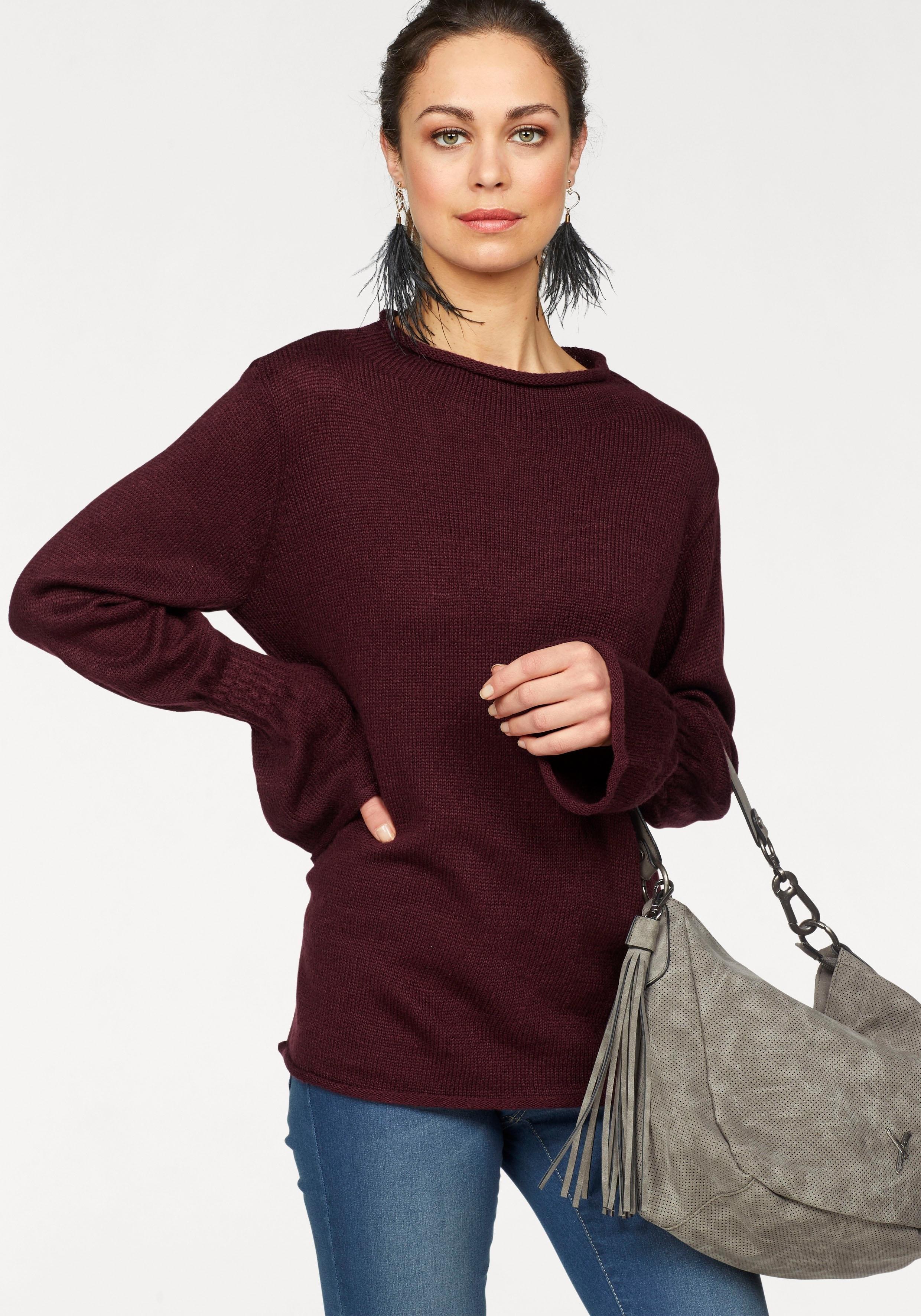 BOYSEN'S gebreide trui in de webshop van OTTO kopen