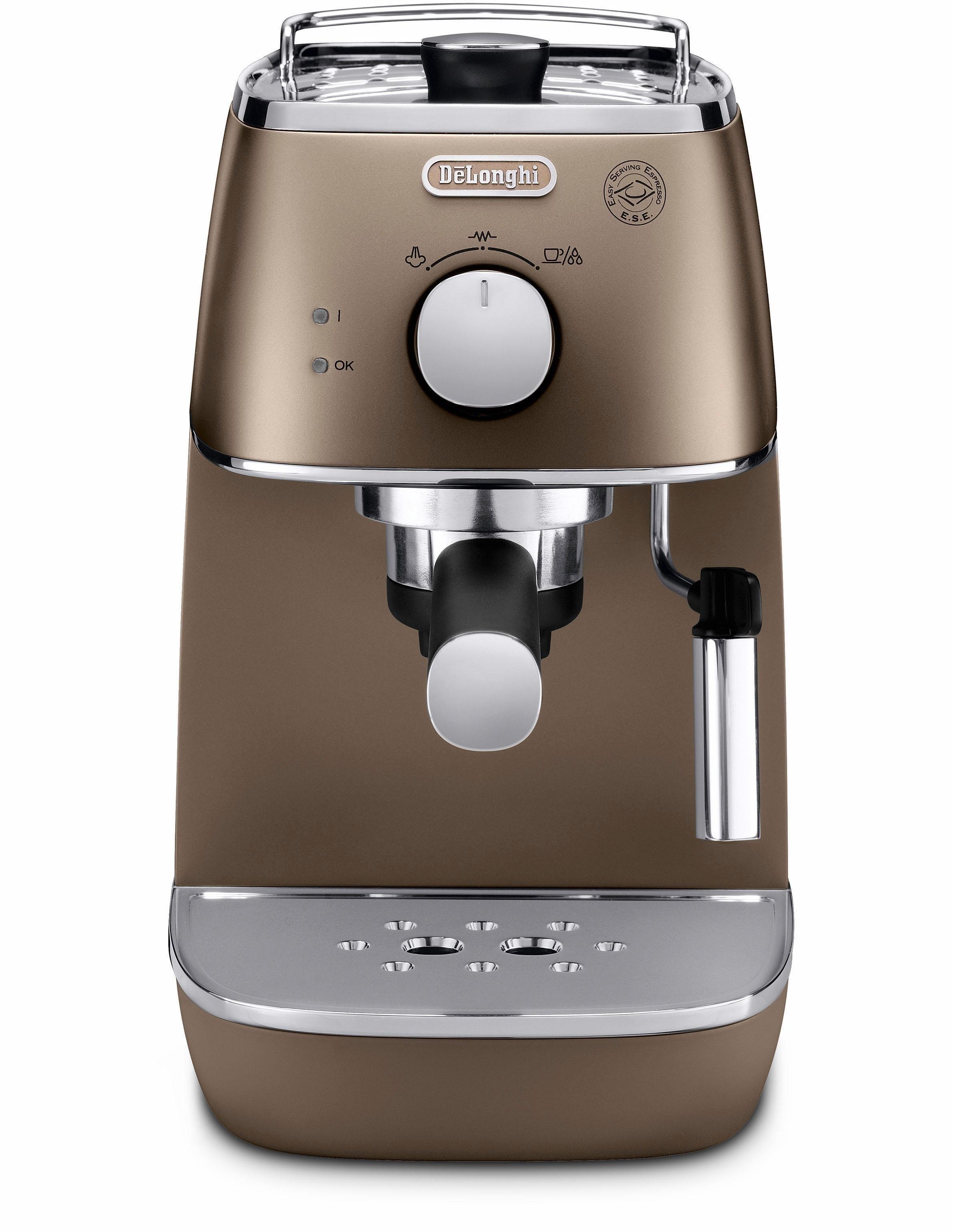 De'longhi espressoapparaat Distinta ECI 341.BZ online kopen op otto.nl