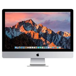 apple imac 8 gb - 1 tb zilver