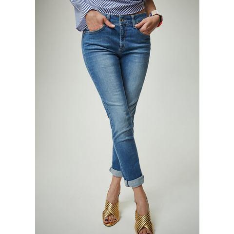 Pierre Cardin NU 15% KORTING: PIERRE CARDIN Jeans mit Glitzernieten - Skinny Fit My Favourite