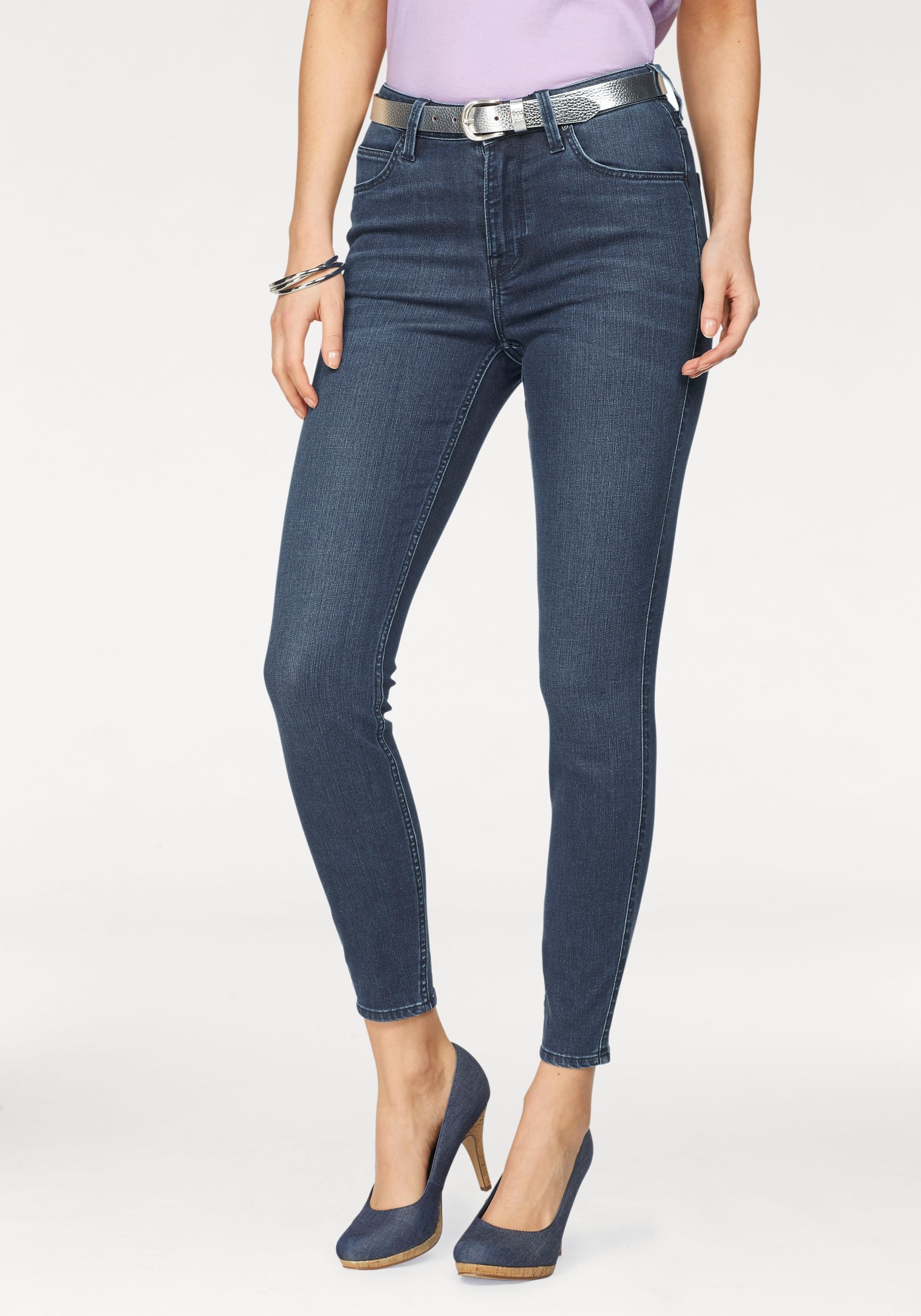 Lee ® slim fit jeans »Scarlett« - gratis ruilen op otto.nl