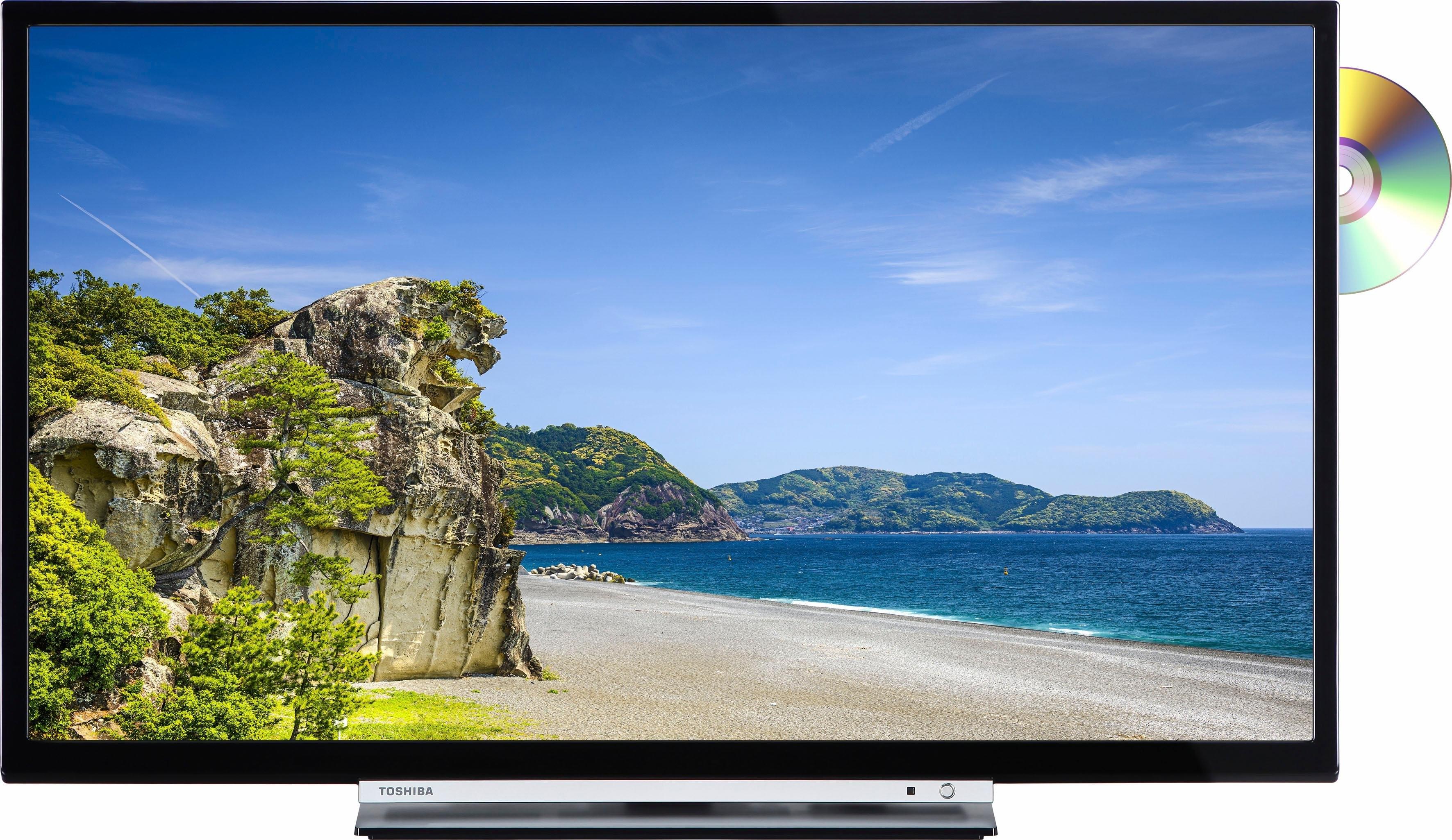 Toshiba 32D3763DA led-tv (81 cm / 32 inch, Full HD, smart-tv) goedkoop op otto.nl kopen