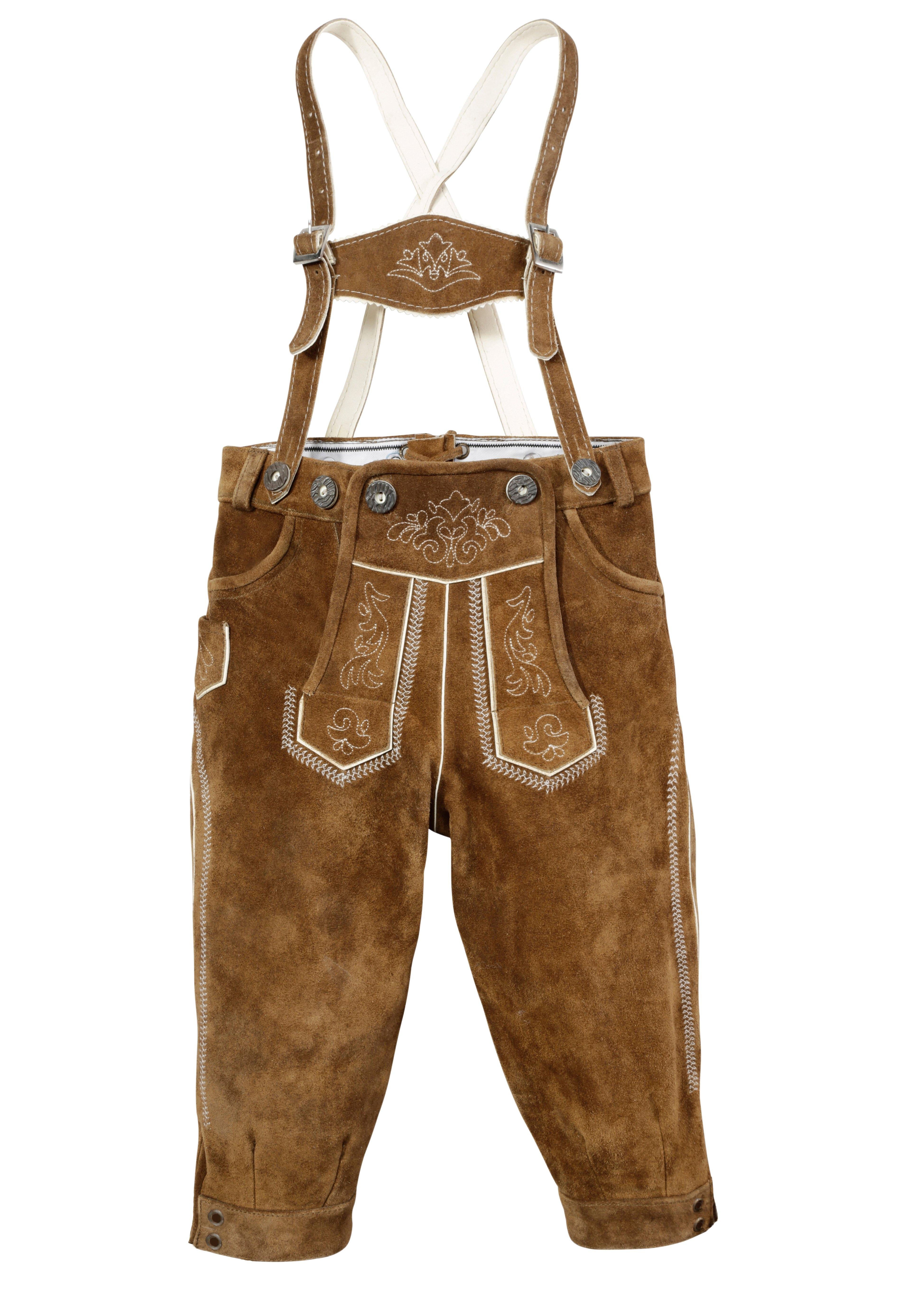 Op zoek naar een Marjo Leren broek voor kinderen in knickerbocker-stijl? Koop online bij OTTO