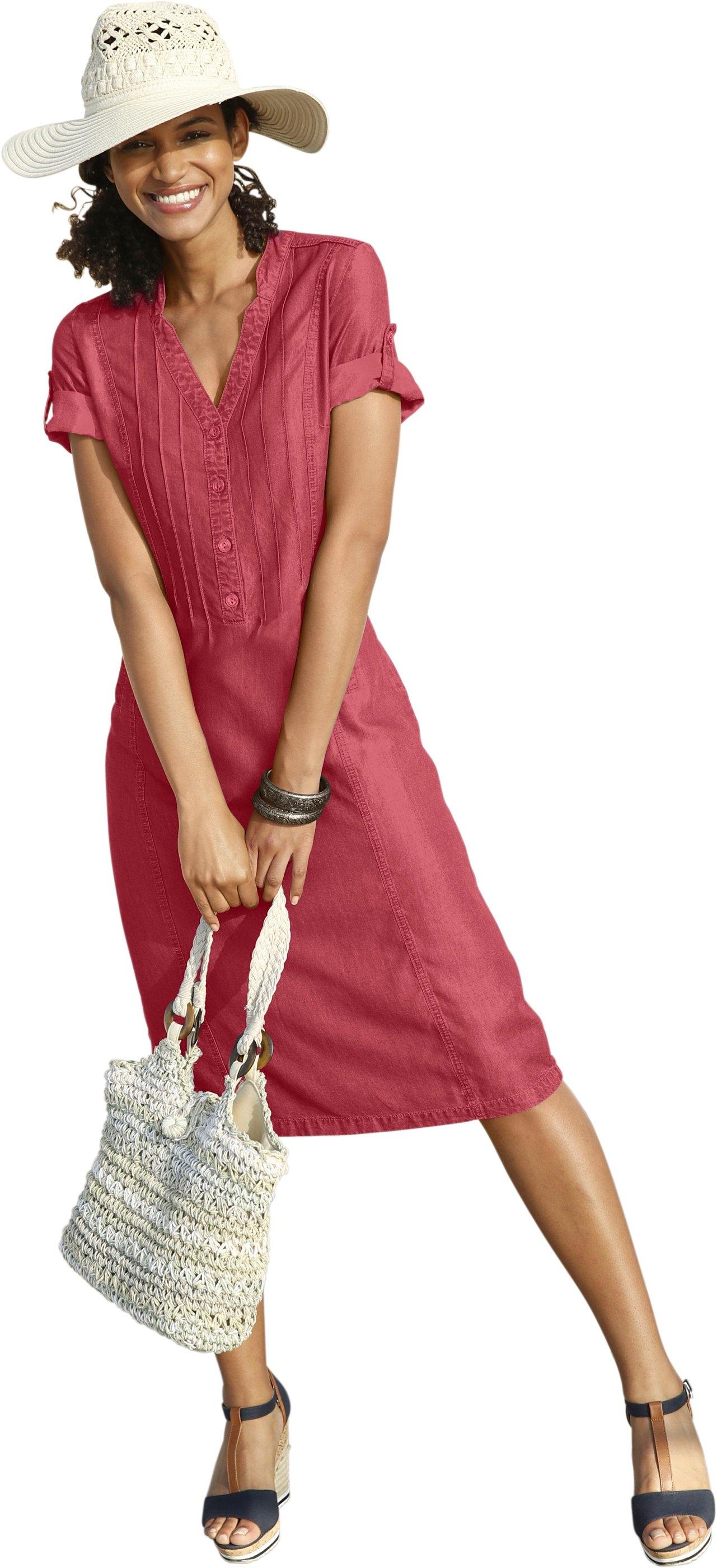 Casual Looks jurk in zachte, soepele kwaliteit - verschillende betaalmethodes