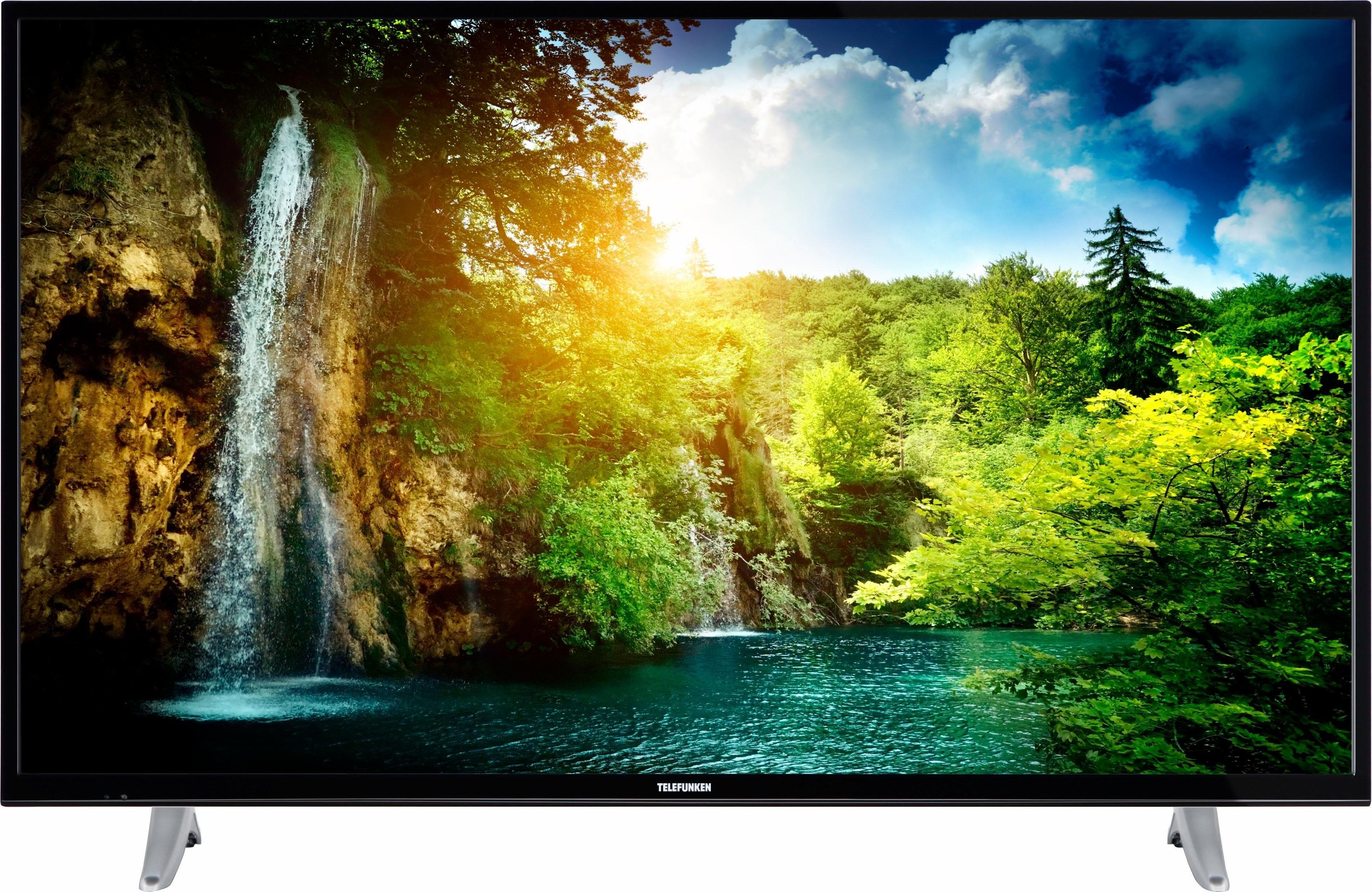 Telefunken D50U600M4CW led-tv (127 cm / 50 inch), 4K Ultra HD, smart-tv goedkoop op otto.nl kopen