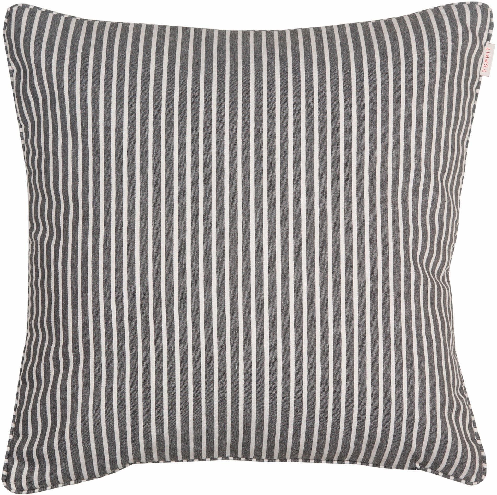 ESPRIT Kussenovertrek,Home, »Stripe« (per stuk) voordelig en veilig online kopen