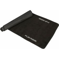 playseats floor mat gamestoel mat zwart