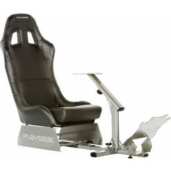 playseats evolution gamestoel zwart