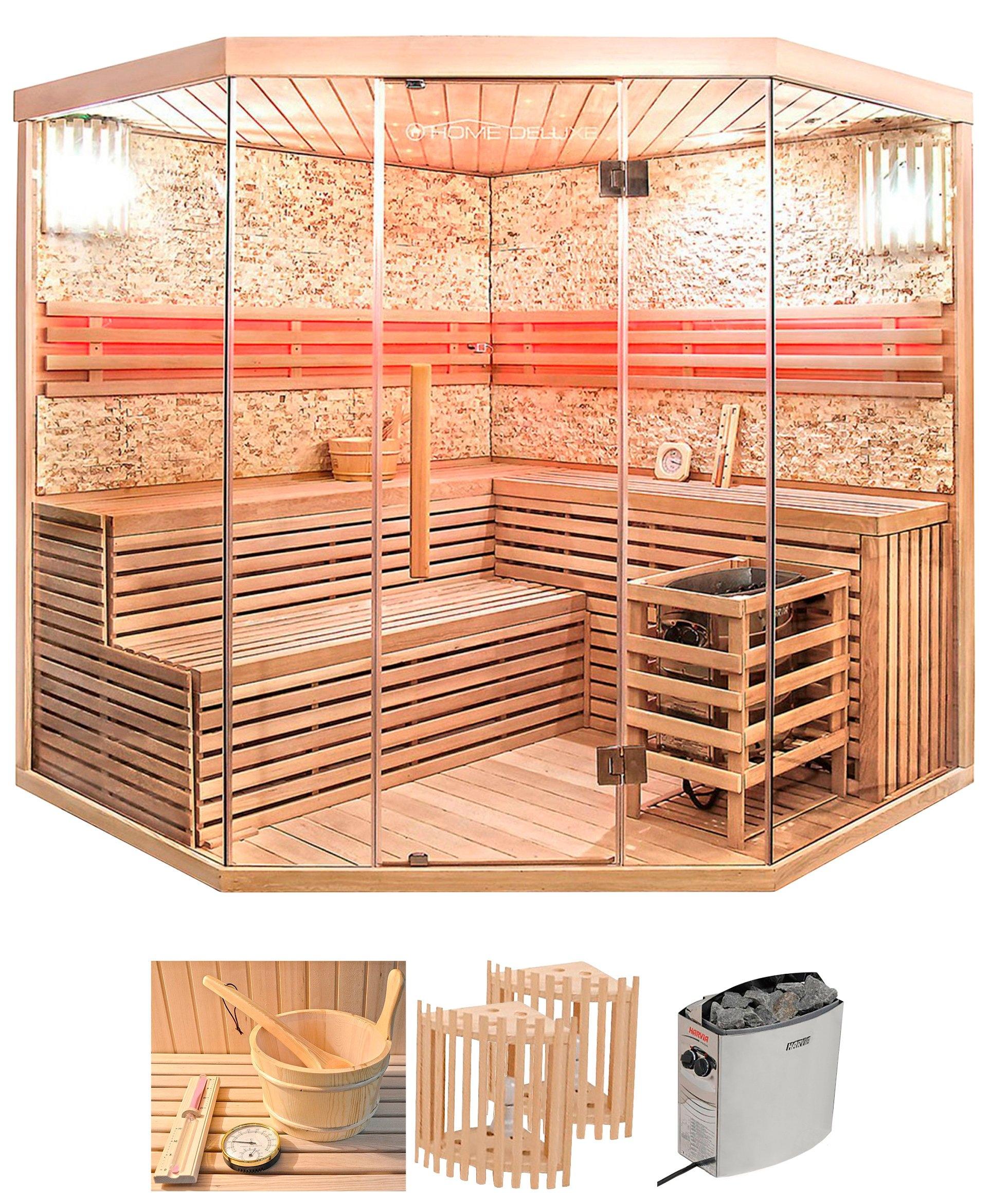 Op zoek naar een HOME DELUXE set: Sauna? Koop online bij OTTO