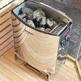 home deluxe set: sauna beige