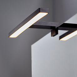 loevschall spiegellamp lagan nextgen (1 stuk) zwart