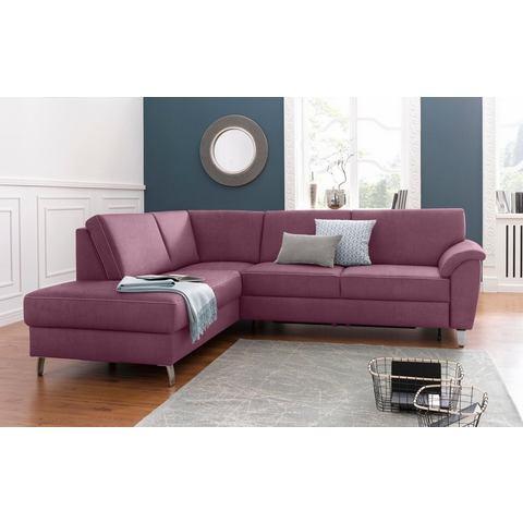 Sit&More Sit & More hoekbank met binnenvering, naar keuze met slaapfunctie en bedkist