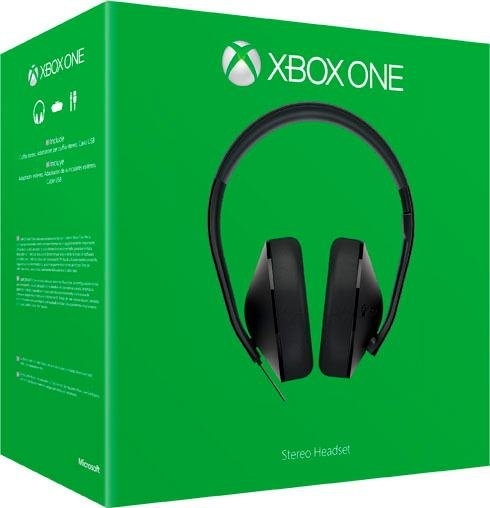 XBOX One »Stereo« gaming-headset (via een vaste verbinding, richtmicrofoon) - gratis ruilen op otto.nl