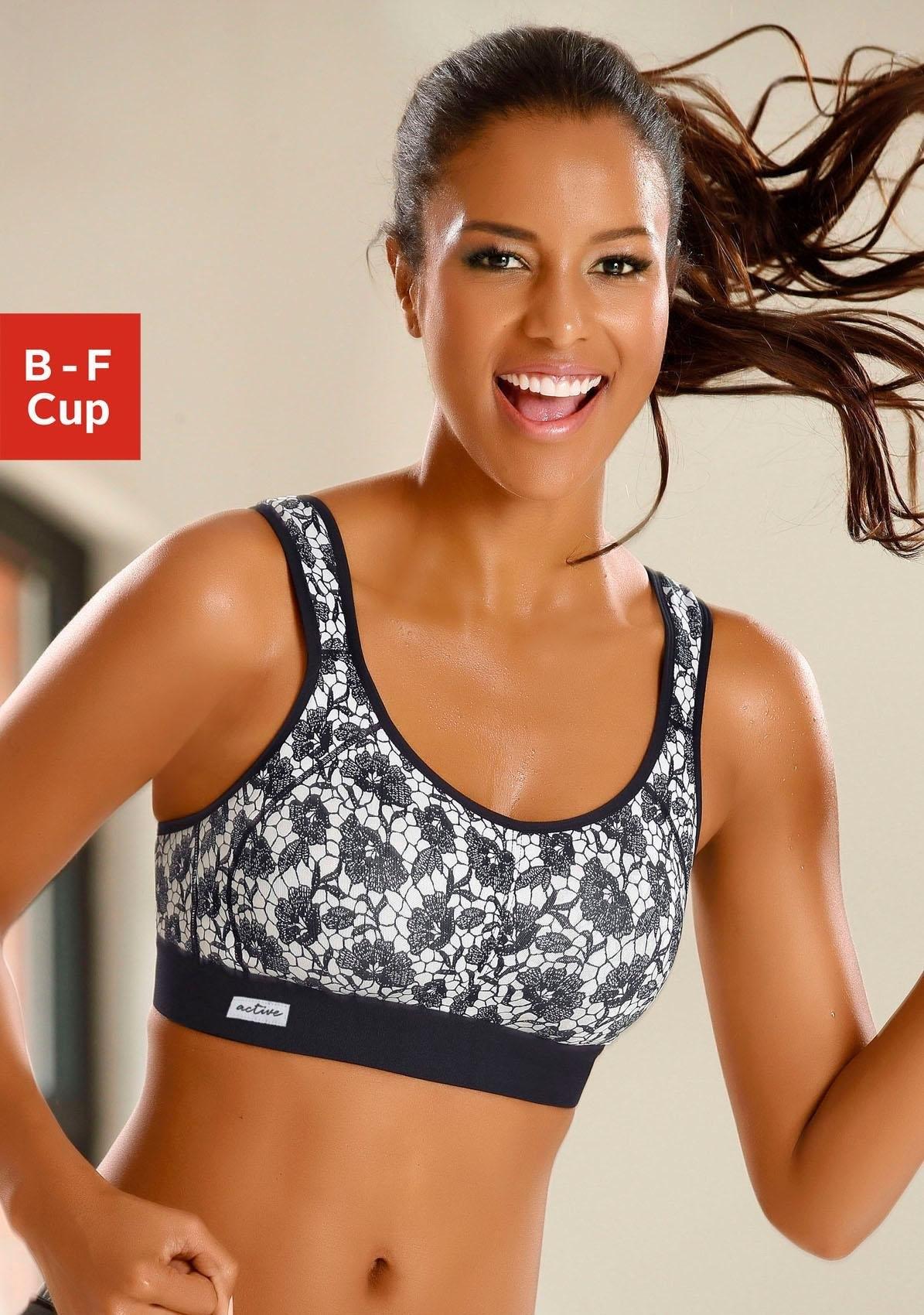 Active By Lascana LASCANA Active sport-bh voordelig en veilig online kopen
