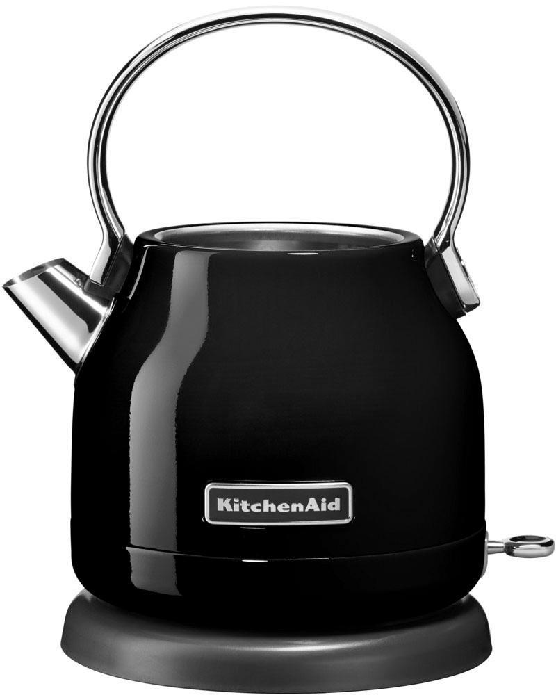 KitchenAid Waterkoker 5KEK1222EOB in onyx zwart online kopen op otto.nl