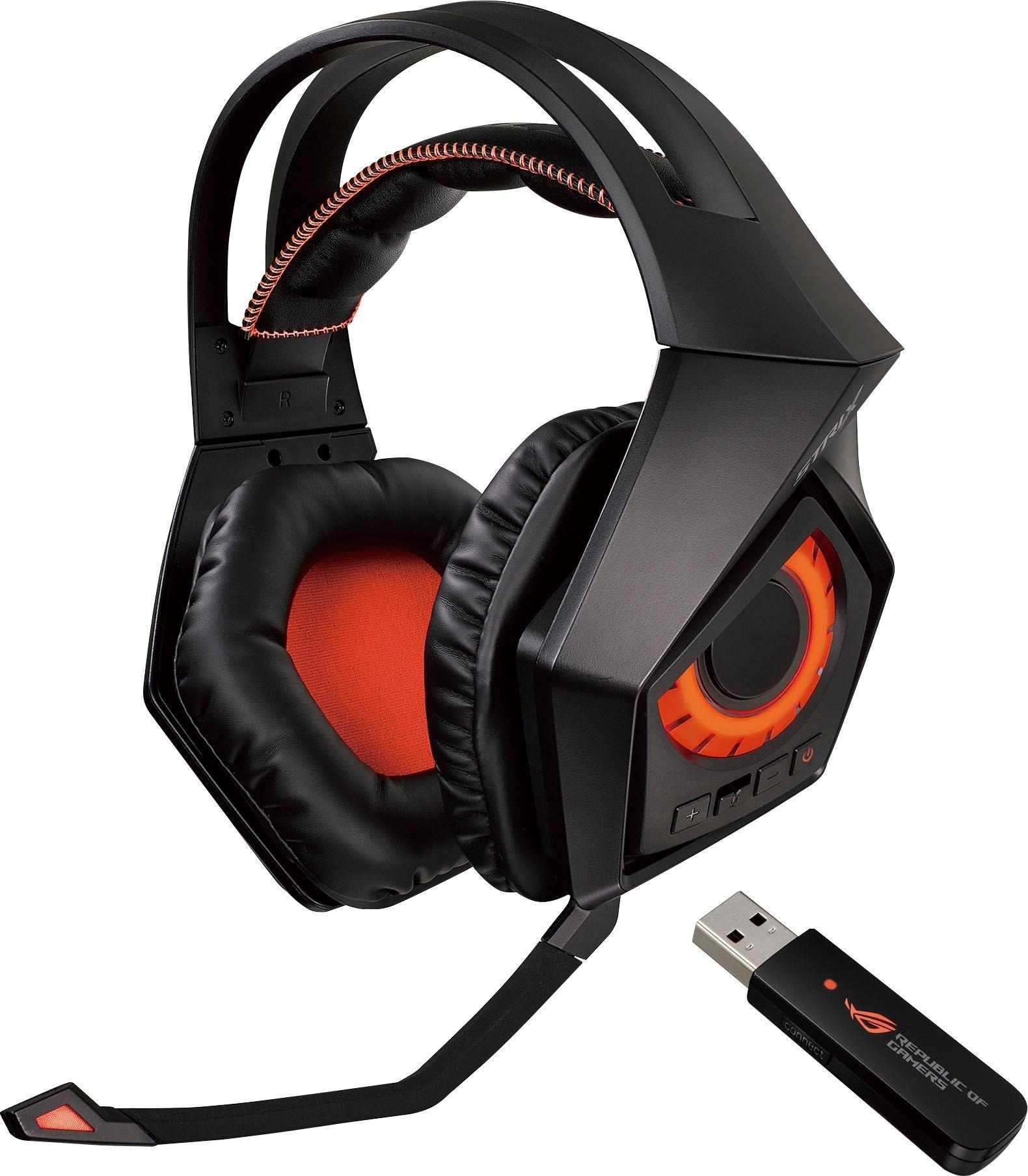 Asus »ROG Strix« Gaming-Headset (Bluetooth, Noise-Cancelling, microfoon aan de buitenkant) nu online bestellen