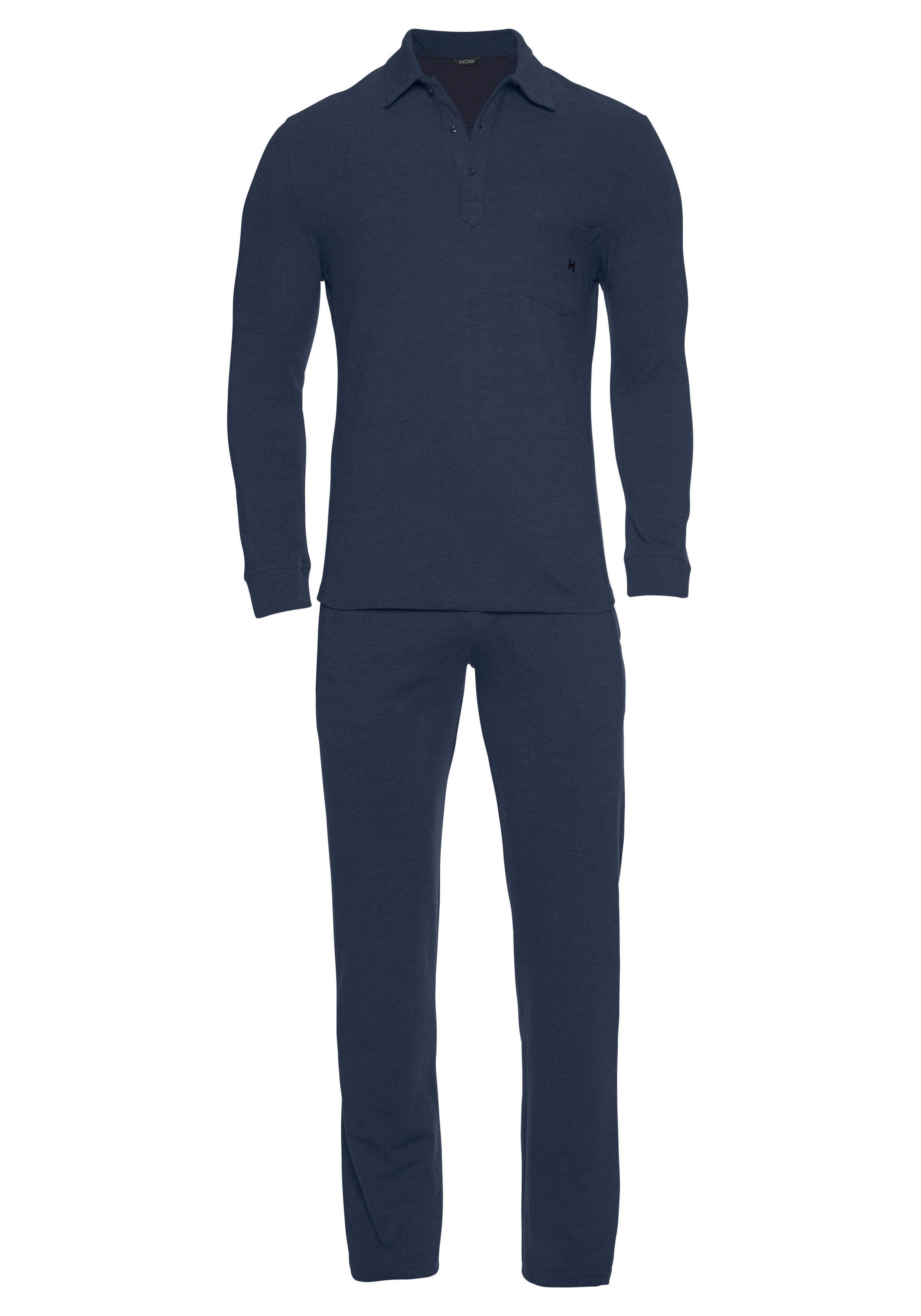 Hom lange pyjama »Brooklyn« online kopen op otto.nl
