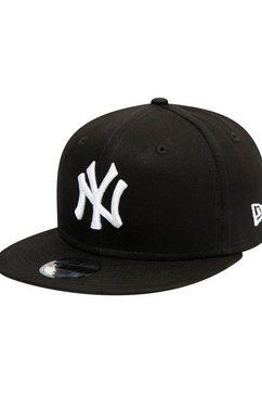 new era baseballcap zwart