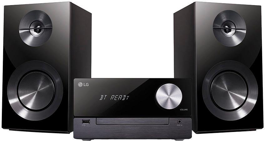 LG »CM2460« stereoset (bluetooth, FM-tuner met RDS, 100 W) online kopen op otto.nl