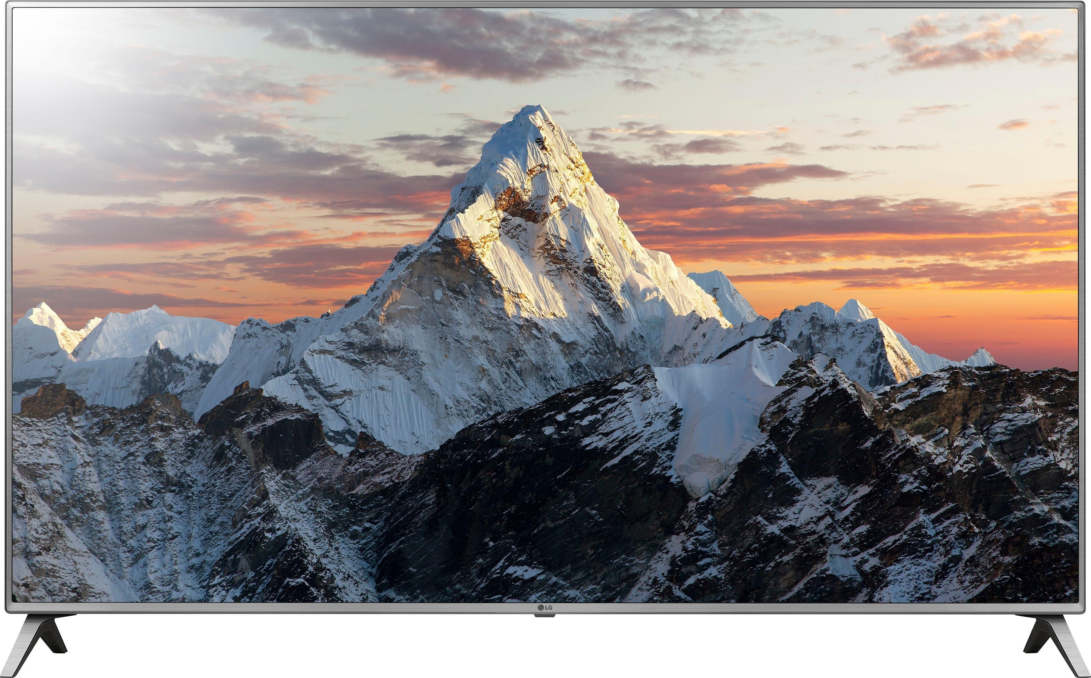 LG 65UK6500LLA led-tv (164 cm / (65 inch), 4K Ultra HD, smart-tv in de webshop van OTTO kopen