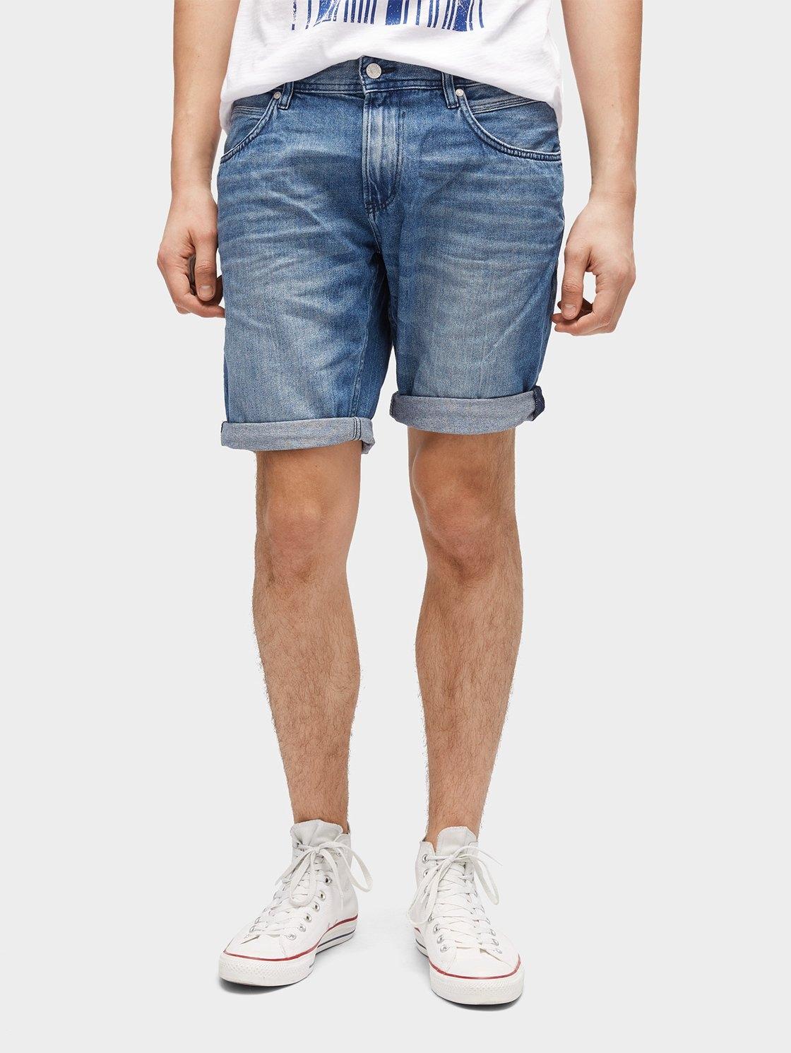 Tom Tailor Denim bermuda »Jeans Shorts«  Bestel nu bij   OTTO 9195179fe3