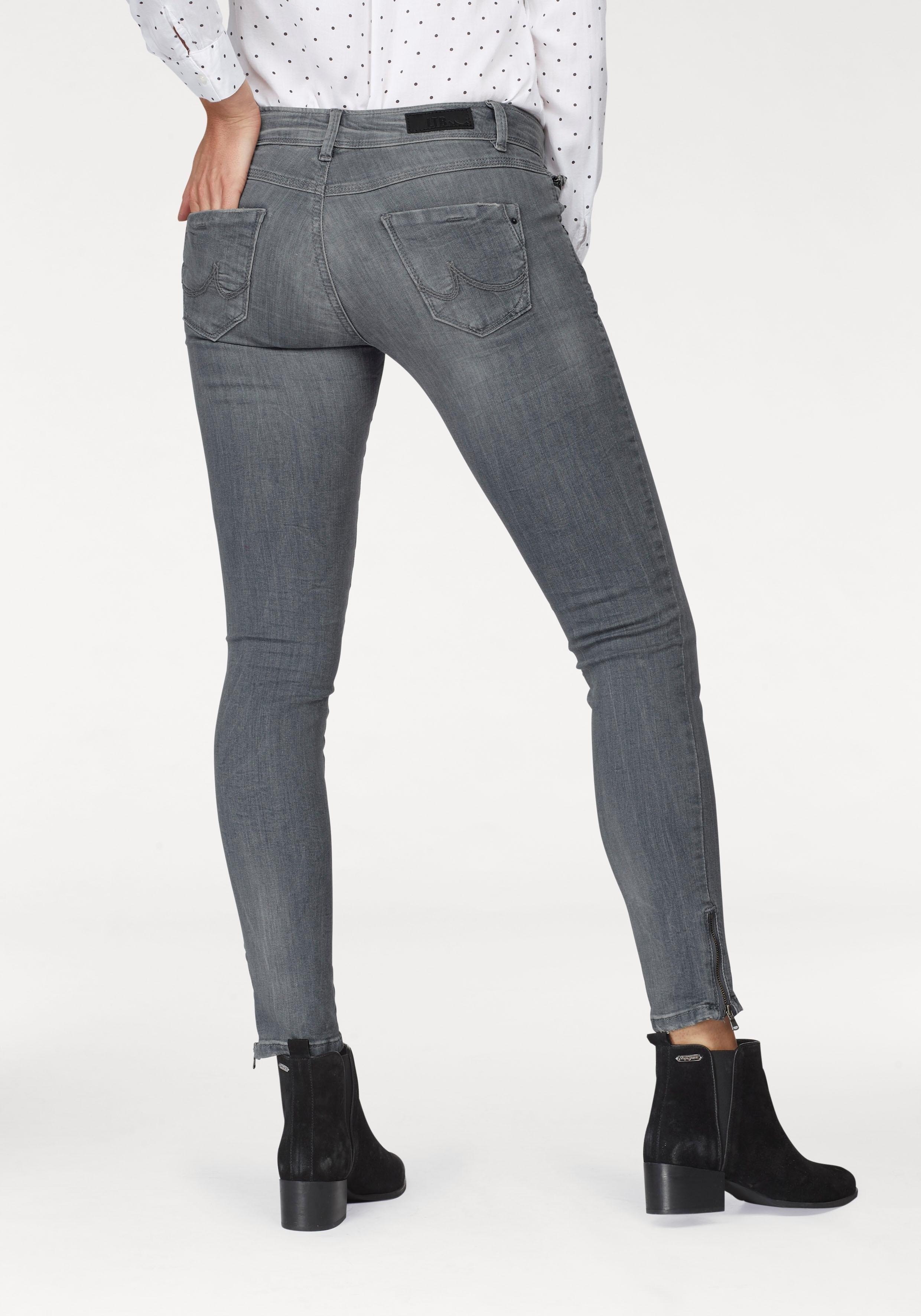 LTB skinny fit jeans »ROSELLA« - gratis ruilen op otto.nl