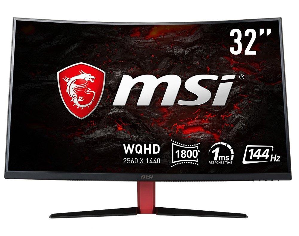Op zoek naar een MSI Optix AG32CQ-8015 WQHD curved monitor 80 cm (32