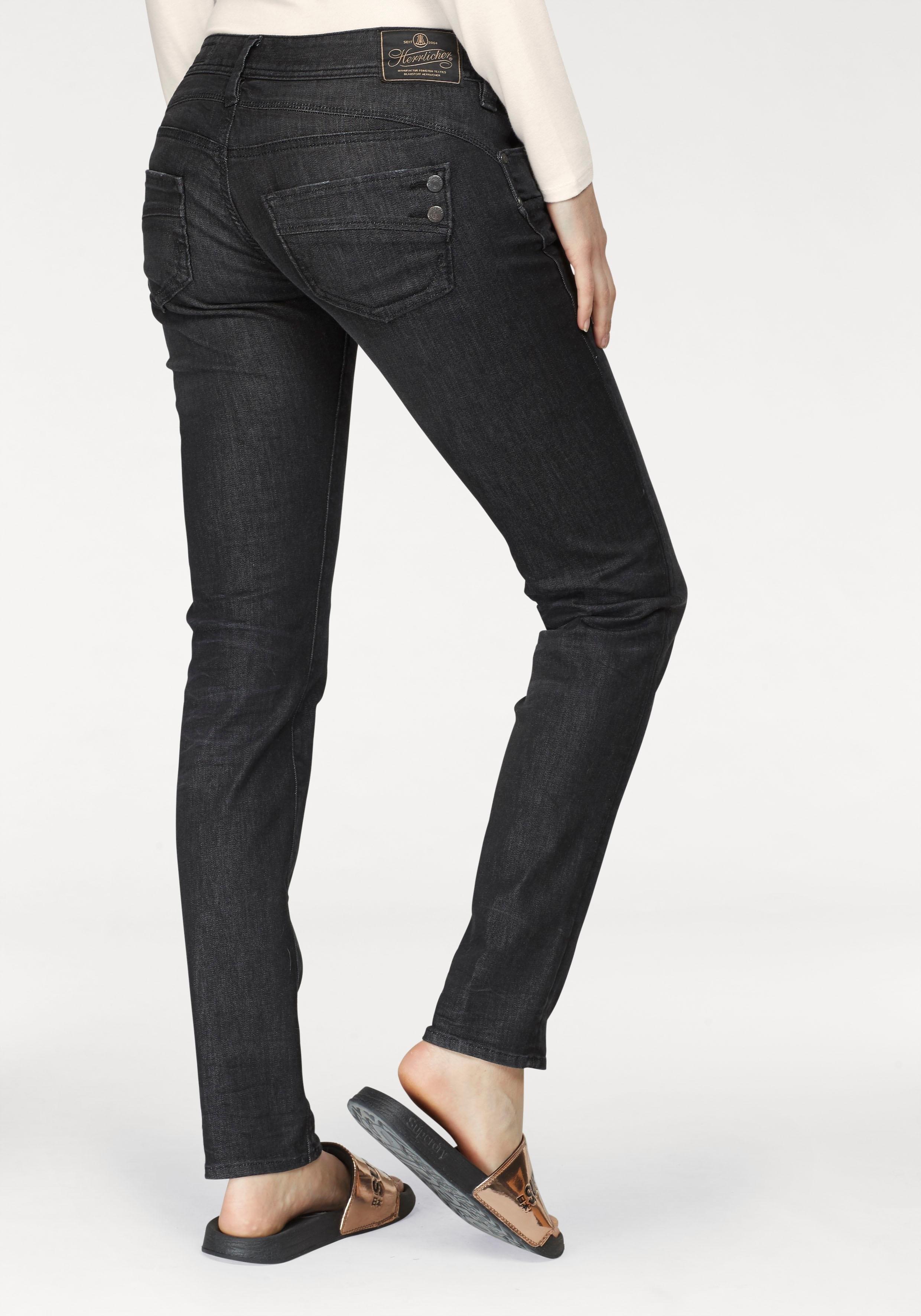 Herrlicher slim fit jeans »PIPER SLIM« in de webshop van OTTO kopen