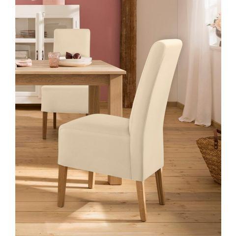 Home affaire set stoelen Rona unikleur bekleed in verschillende kwaliteiten