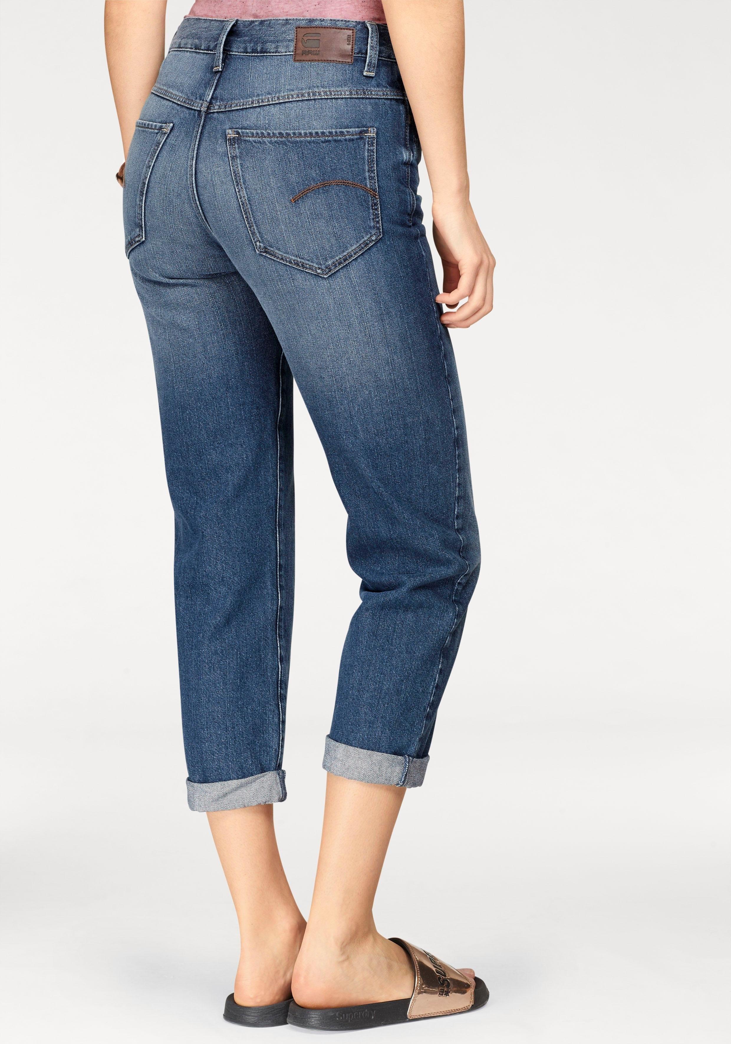G-star Raw boyfriend jeans »Midge Deconst High Boyfriend« - verschillende betaalmethodes