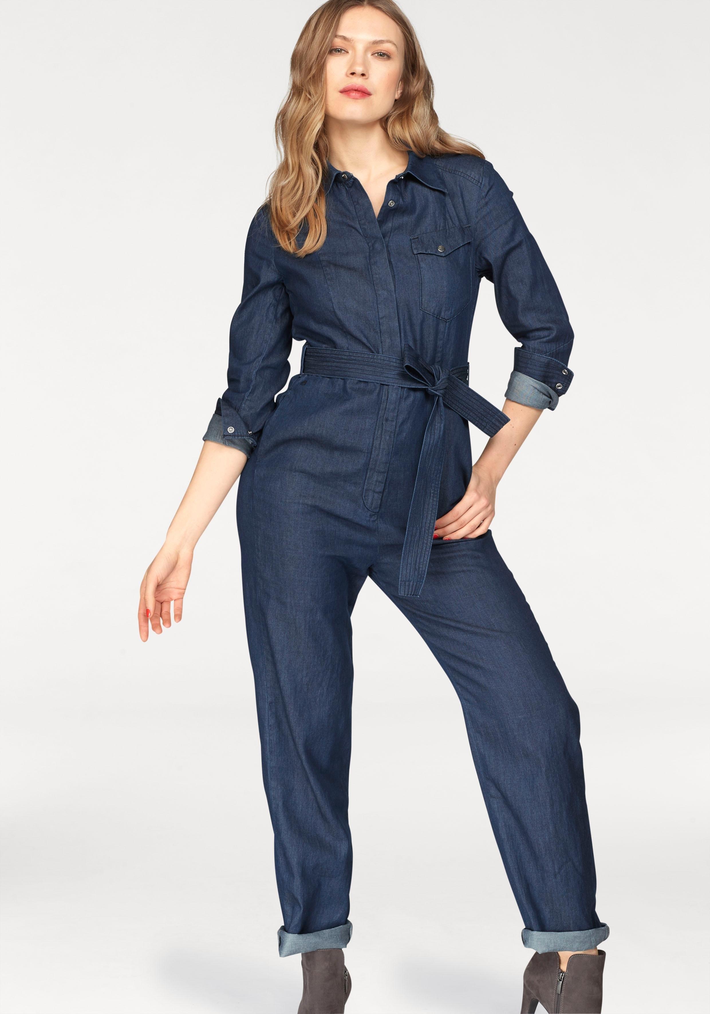 G-star Raw jumpsuit »Tacoma Jumpsuit« goedkoop op otto.nl kopen