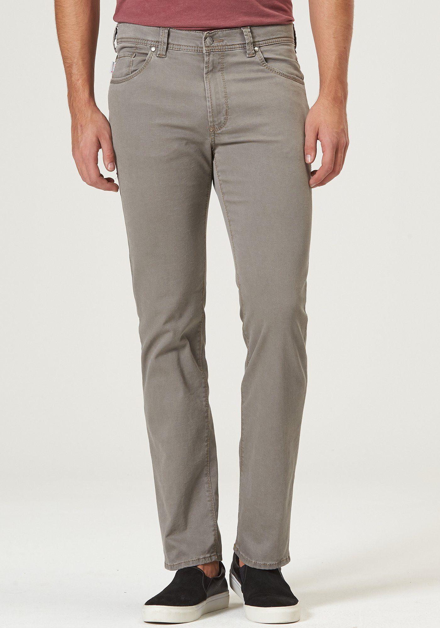 Lichte Spijkerbroek Heren : Pionier jeans casuals broek met glad weefsel voor heren thomas